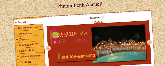 Associations Phnom Penh Accueil